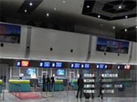 哈尔滨太平国际机场LED筒灯照明工程